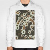 leah flores Hoodies featuring Flores by Gabriel Sul