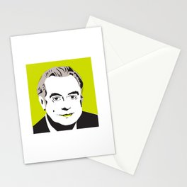 Gough Pops Green Stationery Cards