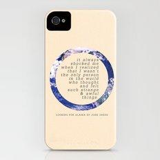 Alaska iPhone (4, 4s) Slim Case
