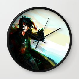 Nico di Angelo Wall Clock