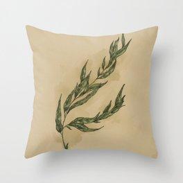 Tarragon Throw Pillow