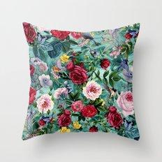 Surreal Garden Throw Pillow