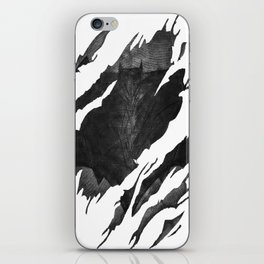 Bat-man BvS Ripped Symbol iPhone Skin