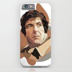 Leonard Cohen Slim Case iPhone 6s