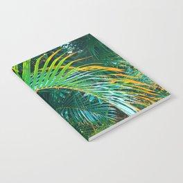 Pop Art Palms Notebook