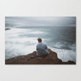 Ecola State Park, OR  Canvas Print