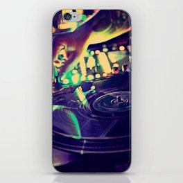 At Nightclub iPhone Skin