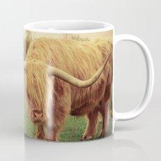 Scottish Highland Steer - regular version Mug