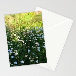 Dance of the Jerusalem Wild Flowers Stationery Cards