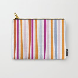 Bamboo Stripes Carry-All Pouch