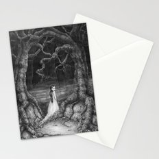 Path of thorns Stationery Cards