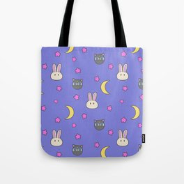 Chibiusa Luna-P Sailor Moon SuperS Blanket Tote Bag