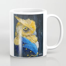 Owlexander Hamilton Coffee Mug