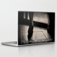 casablanca Laptop & iPad Skins featuring Casablanca by Ginevra