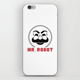 MR Robot Fsociety iPhone Skin