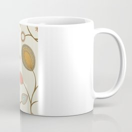 Mehndi Flower Coffee Mug