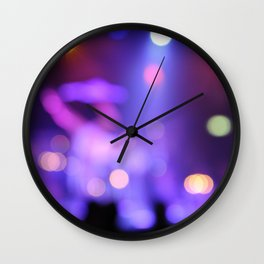 It's Party Time #1 Wall Clock
