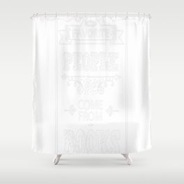 Book Shower Curtain