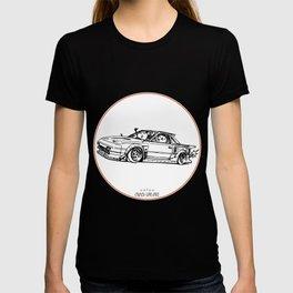 Crazy Car Art 0091 T-shirt
