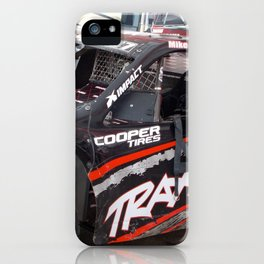 Trax Demon iPhone Case