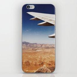Flight Over Vegas iPhone Skin