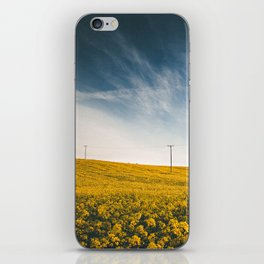 Open Space iPhone Skin