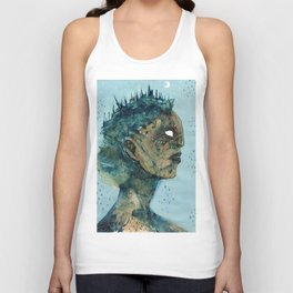 Becoming a Forest Unisex Tank Top