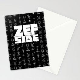 Zef Side Design Stationery Cards