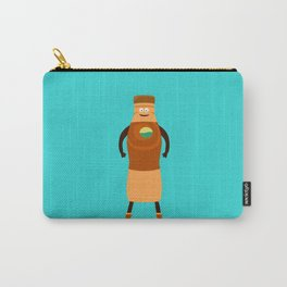 Colored Milk Carry-All Pouch