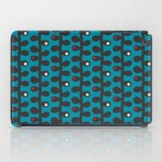 Like a Leaf [blue] iPad Case