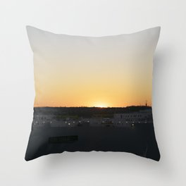 Bahamas Cruise Series 21 Throw Pillow