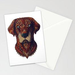 Labrador (Color Version) Stationery Cards