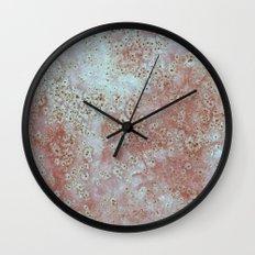 a grain of salt Wall Clock
