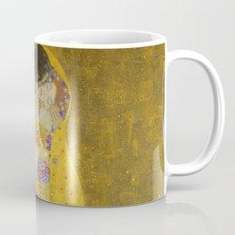 """Gustav Klimt """"The Kiss"""" Coffee Mug"""