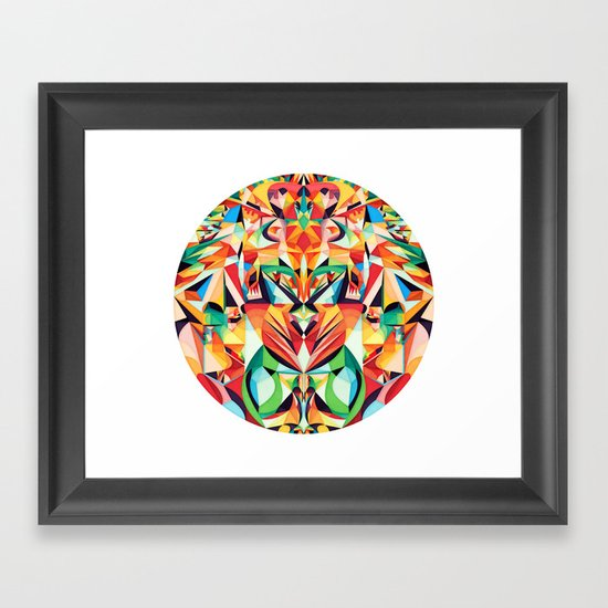 What Now Framed Art Print