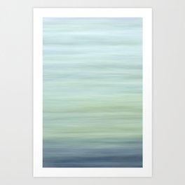 Sea and Sky Art Print