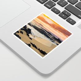 Paako Beach Dreams Sticker