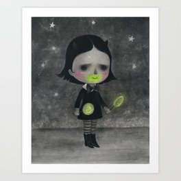 Contaminated Candy Art Print