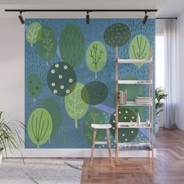 Glade and Stream Wall Mural