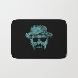 Breaking Bad Heisenberg Blue Bath Mat