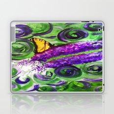 Butterfly Bush Laptop & iPad Skin