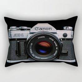 Canon AE-1 Rectangular Pillow