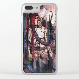 The End of the World Clear iPhone Case