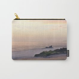 Slow Sunset Carry-All Pouch
