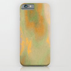 Orange & Green Notebook iPhone 6s Slim Case