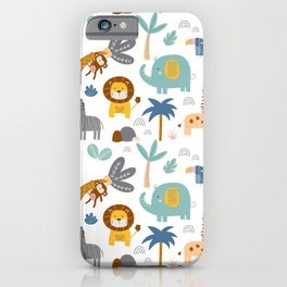 Amazing In the Woods Design iPhone Case