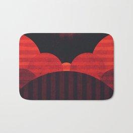 Mercury - Wrinkle Ridges Bath Mat