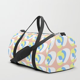 Sunday Futurist (rose pink) Duffle Bag