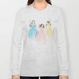 Sisters at Work Long Sleeve T-shirt