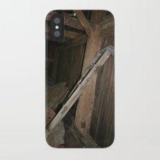 Hanging Around Slim Case iPhone X